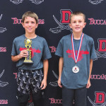 Basketball camp standouts