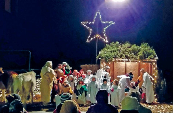 Terry plans 6th annual Live Nativity for Dec. 19