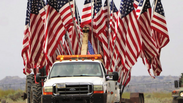 9-11 commemorated at rodeo finals
