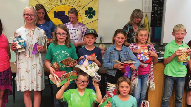 4-H members compete at All Events Day