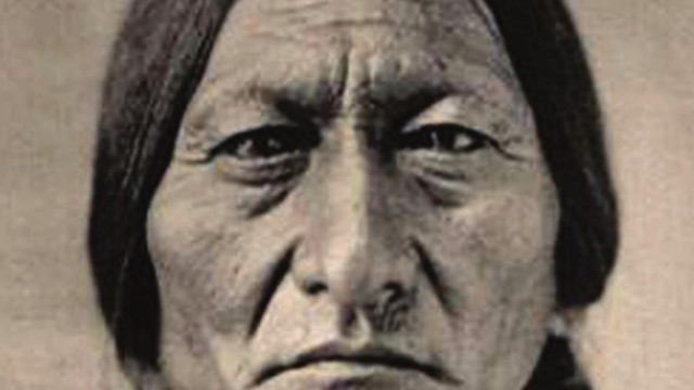 Sitting Bull at center of Prairie County's most famous battle