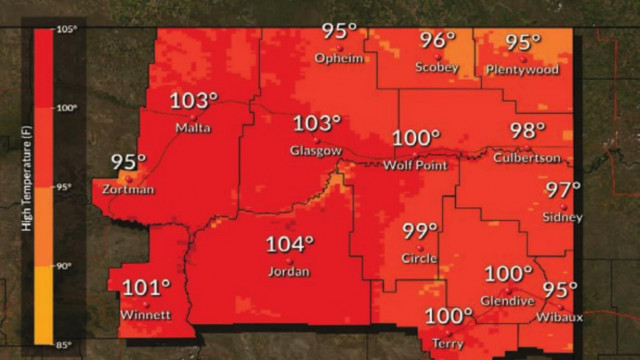 Excessive heat watch issued starting Thursday