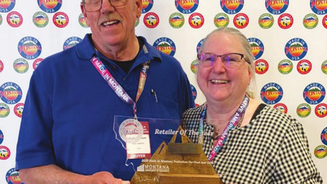 Prairie Unique named Retailer of the Year