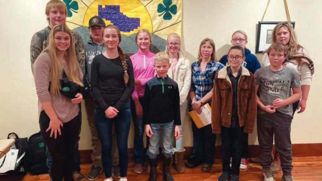 Prairie County 4-H celebrates Achievement Day