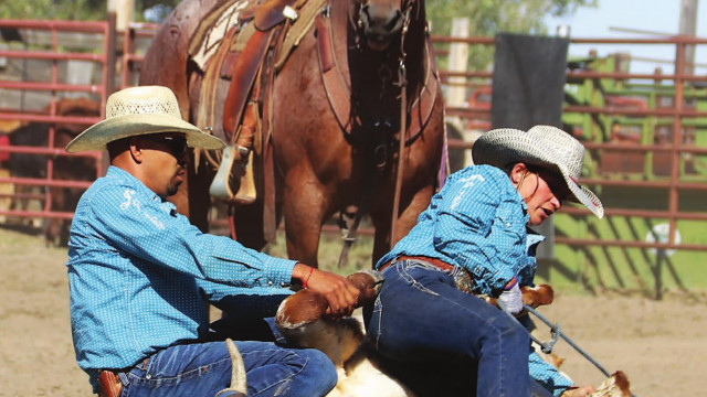 Steppler Ranch claims rodeo title